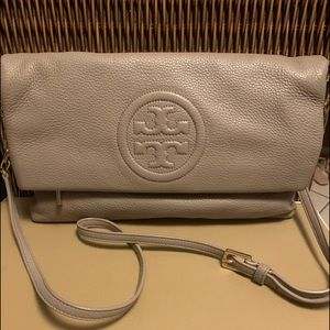 Tory Burch Bombe messenger bag
